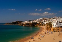 The former fishing village of Albufeira has expanded dramatically without losing its charm. Photo / Thinkstock