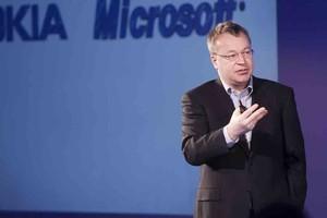 Nokia CEO Stephen Elop. Photo / Supplied