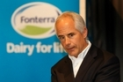 Fonterra chief executive Andrew Ferrier. Photo / Kenny Rodger