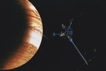 The hunt is on for a gas giant up to four times the mass of Jupiter thought to be lurking in the outer Oort Cloud. Photo / Thinkstock