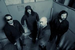 US band Kyuss. Photo / Supplied