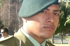 Private Kirifi Mila joined the New Zealand Army in 2006. Photo / NZDF