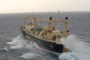 The Nissin Maru. File photo / Supplied