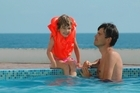 It is a parent's job to ensure a child and a paedophile do not meet in any meaningful way at a public swimming pool. Photo / Thinkstock