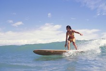 Most surfers spend their lives in search of the perfect wave. Photo / Thinkstock