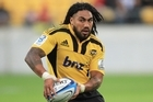 Ma'a Nonu of the Hurricanes. Photo / Getty Images