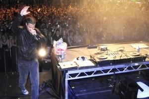 DJ Zane Lowe. Photo / James Perou