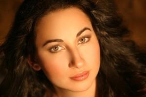 Opera singer Amy Wilkinson. Photo / Supplied