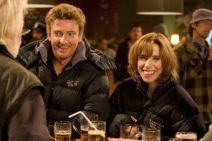 Rhys Darby plays romantic lead to Sally Hawkins in a departure from his usual roles. Photo / Supplied