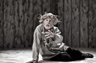 Derek Jacobi as King Lear. Photo / Supplied