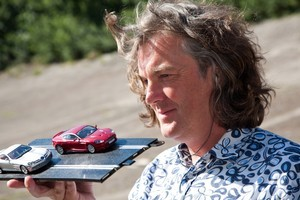 James May's Toy Stories will feature on the BBC Knowledge channel. Photo / Supplied