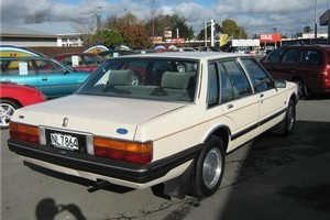 Key could have this limo for $12,000. Photo / Supplied