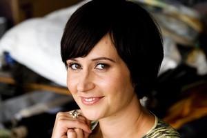New Zealand fashion designer Cybele Wiren. Photo / Babiche Martens