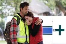 For those in Christchurch on Tuesday, the memory will live on for a long time. Photo / Brett Phibbs