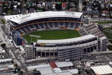 AMI Stadium suffer