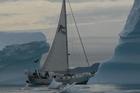 The Norwegian registerd yacht Berserk has gone missing in the Ross Sea, Antarctica. Photo / Supplied