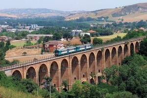 Rail is a great way to see Italy and other European countries. Photo / Supplied