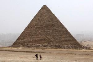 Ousted Egyptian leader Hosni Mubarak enjoyed Western support while running a brutal regime. Photo / AP