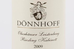 2009 Donnhoff, Oberhauser Brucke Spatlese, Nahe, $37.99. Photo / Supplied