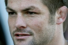 Richie McCaw. Photo / Greg Bowker 