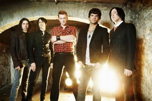 Queens of the Stone Age make rock'n'roll music you can dance to. Photo / Supplied