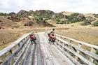 The Central Otago Rail Trail. Photo / Rotorua Daily Post