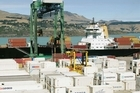 Port of Lyttelton. Photo / supplied