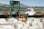 Port of Lyttelton. Photo / supplied