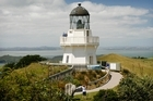 The Manukau Heads Lighthouse on the Awhitu Peninsula. Photo / Greg Bowker
