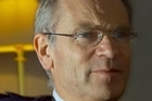 On the rebound in his literary career, Lord Jeffrey Archer says he writes for eight hours a day. Photo / Paul Estcourt