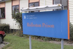 Rolleston Prison. Photo / APN