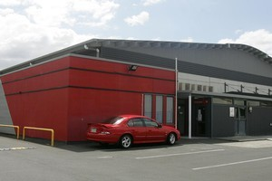 New Zealand Post Centre in Whangarei. Photo / Ron Burgin