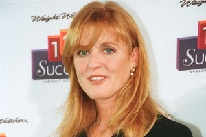 Sarah Ferguson, aka Fergie, will not be present at the royal nuptials. Photo / Supplied