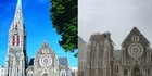 View: Christchurch: Then and now