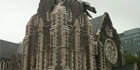 View: Christchurch Cathedral wrecked by earthquake