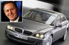 BMW 7 Series, John Key (inset). Photos / Supplied, NZ Herald