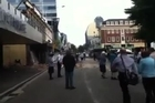 Scenes from the Christchurch earthquake. Photo / amnlobo (YouTube)