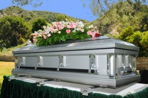 Just over 30 per cent of people said they would like to be buried when they die. Photo / Thinkstock