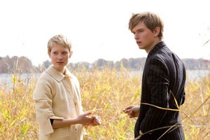 Mia Wasikowska and Henry Hopper in Restless. Photo / Supplied