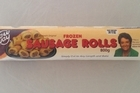 New Way Sausage Rolls. Photo / Supplied