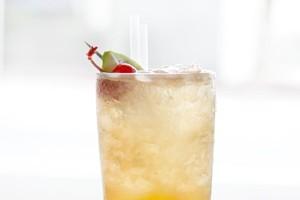 Stolen thunder cocktail. Photo / Herald on Sunday