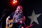 Willie Nelson, 78, is an inspiration to elderly hippies. Photo / AP