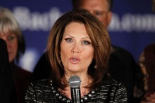 Rep. Michele Bachmann has announced that she will end her campaign for president. Photo / AP