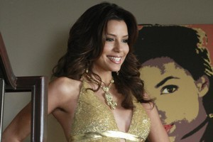 Eva Longoria was the 'most unhealthy' she had ever been following her split from Tony Parker. Photo / supplied