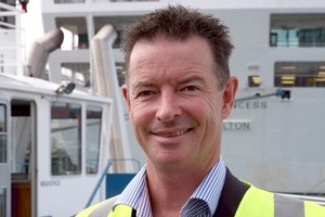 Ports of Auckland chief executive Tony Gibson. Photo / supplied