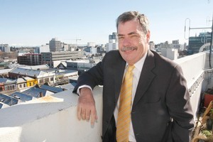 Christchurch City Council chief executive Tony Marryatt has defended his $68,000 pay rise. File photo