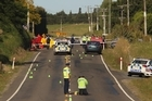 Eighteen people died on New Zealand's roads over the Christmas holiday period. Photo / John Borren