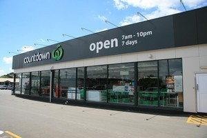Insurers for Woolworths' New Zealand supermarkets copped a bill of $27.7 million from the September 2010 and February earthquakes in Christchurch. File photo