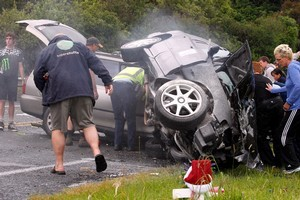 Drivers need to take caution when it comes to speed on the road. Photo / Mark Mitchell