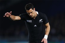 Dan Carter. Photo / Getty Images 